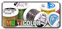 Body Quill 1/69 Multicolor