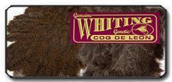 Coq de Leon Hen Saddle Whiting