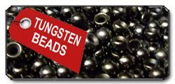 Perline in tungsteno black