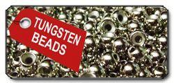 Perline in tungsteno silver