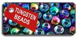 Tungsten Beads Rainbow