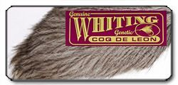 Coq de Leon Rooster Cape Whiting