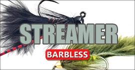 Barbless Streamer