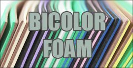 Fly Foam 2mm Bicolor