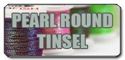 Pearl Round Tinsel Fine
