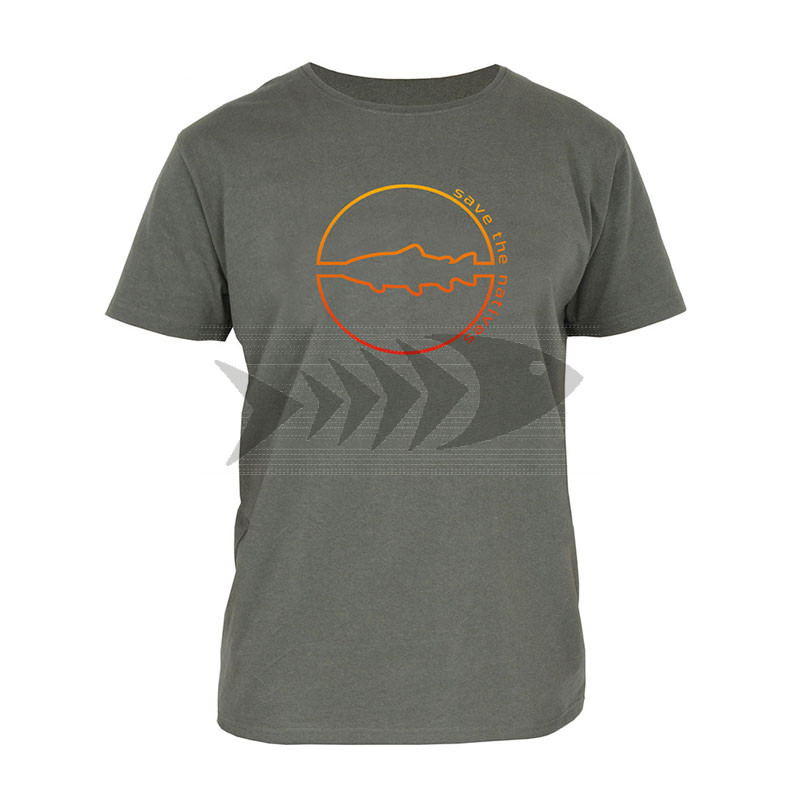 T-Shirt Save the Natives   Pure waste - 100% recycled textiles