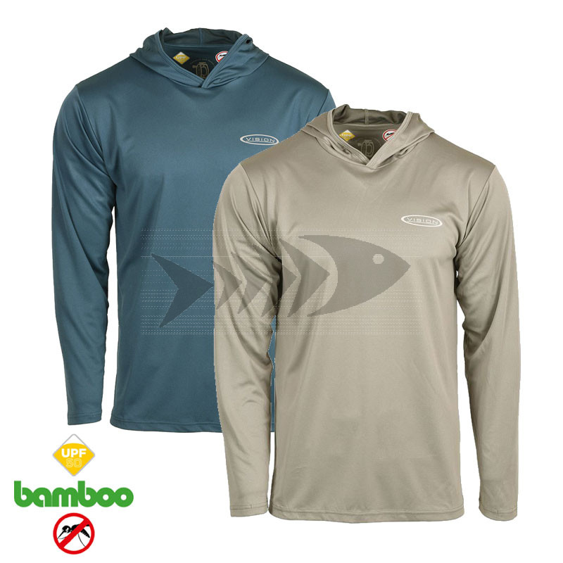 Vision Bamboo Bug & UV Hoodie | 100% sustainable textiles