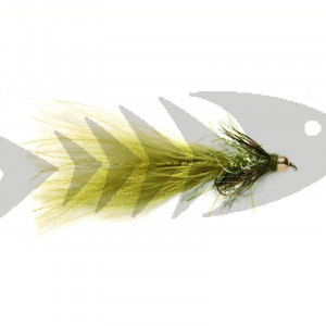 Straggle Gold Nugget #10 | Fly Fishing Trout Streamer