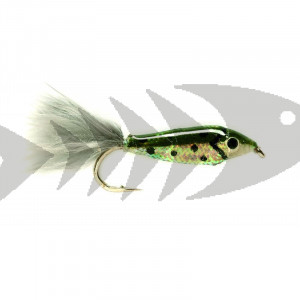 Rainbow Parr | Trout Fly Streamer