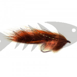 Squirrel Zonker BL - Rusty Brown