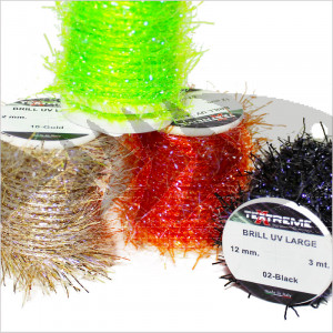 Brill UV large | Body Fly Tying material