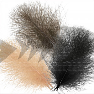Cul de Canard Feathers Superior Selection   Hand selected CDC feathers for dry flies - nymphs & wet flies