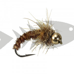 Dark Brown Caddis