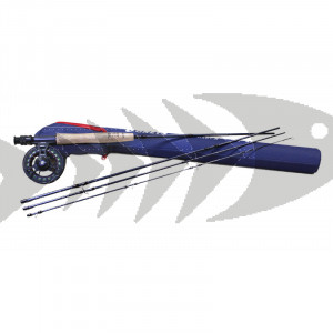 Greys K4ST X Fly Fishing Combo | Complete kit rod - reel - line