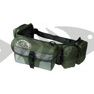 Waistbag Bagelt for the fast fly- and spinfishing trip