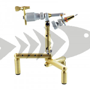 Fly Tying Vise CTA Travel Deluxe