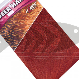 Deer Hair col. 15 red