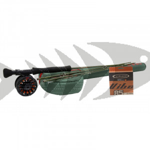 Fly Fishing Kit Streamer Vision Abbo
