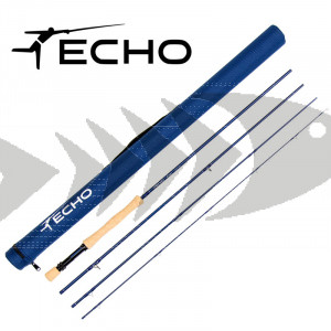 Fly rod ECHO Lago | Lake Fishing Medium Action Fly Rod