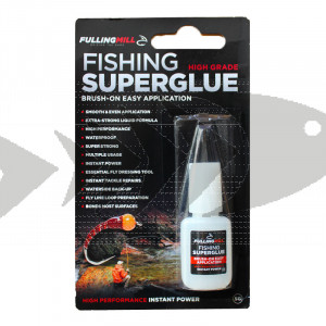 Fulling Mill Super Glue - Fly tying glue