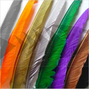 Goose Wing Quills | Wing and tail fly tying material