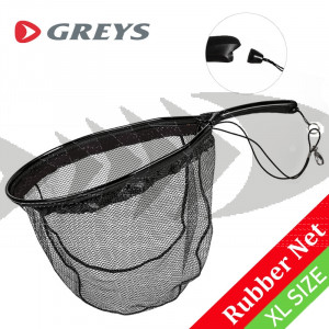 Greys Wading Net with Magnetic Clip (large)