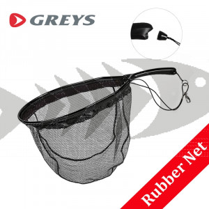 Greys Small Wading Net with Magnetic Clip