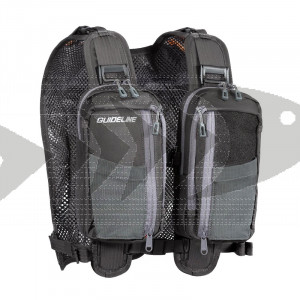 Guideline Vest Experience DW with adjustable pockets