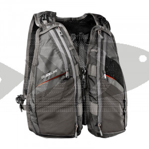 Fly fishing vest Guideline Experience with adjusable pockets