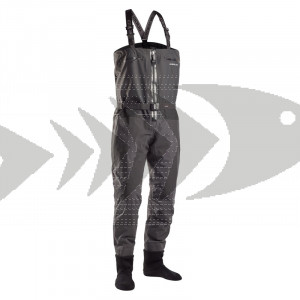 Wader Guideline HD Sonic Zip - Convertible from high to chest wader