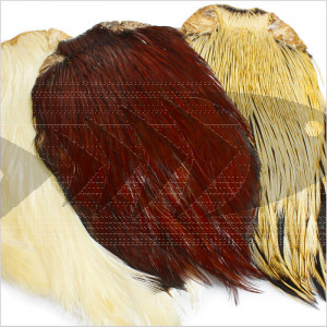 Cock Neck Cape | Hackle & Streamer Feathers