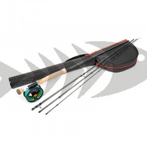 Fly Fishing Kit Guideline Laxa Seatrout - for salmon, steelhead & pike fishing