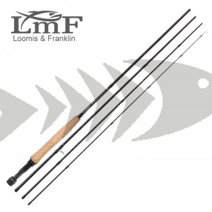 Fly rod Loomis & Franklin IM12 Nymph Extendedable