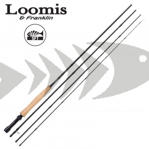 Fly Rod Loomis & Franklin Nymph SFT