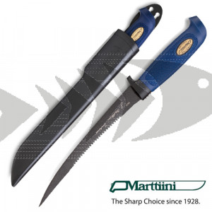 Marttiini Filleting Knife Martef Serrated 6