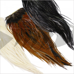 Metz Saddle Grade #2 | Hackle feathers fly tying material