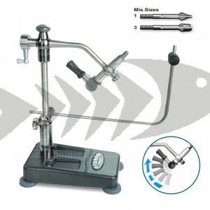Fly Tying Vice Flytec Lever 516 Stonfo