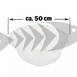 Rete in gomma intercambiabile 50cm