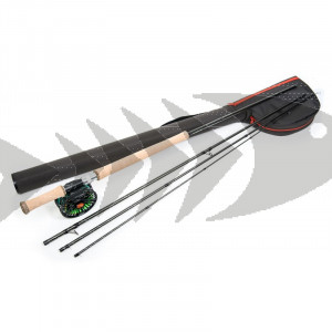 Fly Fishing Kit Salmon Guideline Laxa - for salmon & steelhead fishing