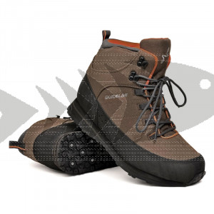 Wading Boots Guideline Laxa 2.0 Traction rubber sole & studs