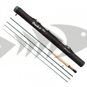 Fly rod Shakespeare Oracle 2 River | River Fishing One Handed Fly Rod | Nymph Rod