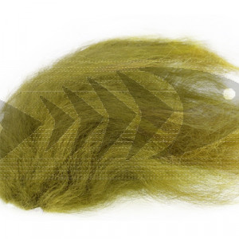 Icelandic Sheep Hair col. golden olive