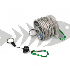 Fly Fishing Tippet Retainer | For taken up to 7 spools