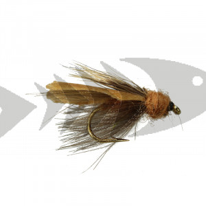 Cinnamon CDC Caddis