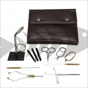 Travel Fly Tying Starter Kit