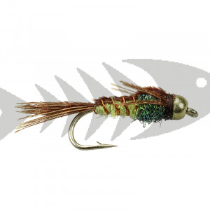 Kyle`s Superflash Pheasant Tail Yellow