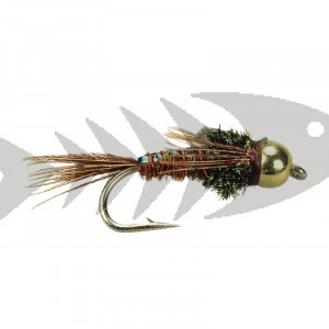 Pheasant Tail Sparkle Black
