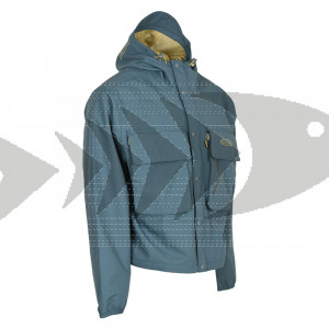 Vision Atom Wading Jacket | Breathable & Waterproof