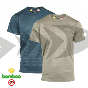 T-Shirt Vision Bamboo Bug UV | 100% sustainable textiles
