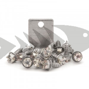 Vision Tungsten Studs | Studs for Rubber and Felt Sole